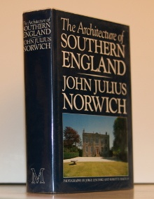 p The Architecture of Southern England p p Norwich John Julius p