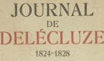 Delécluze   Journal 1824 1828