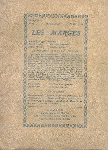 Le monument le plus laid de Paris br Les Marges revue litteraire